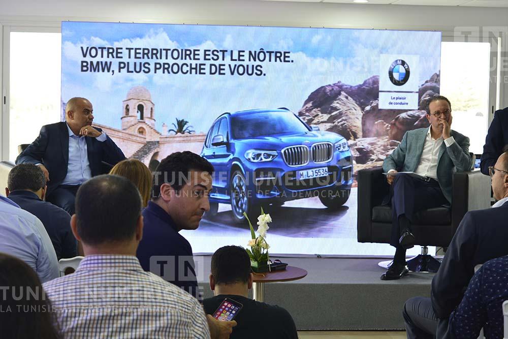tunisie vid o photos baccouche automobiles ouvre une nouvelle agence agr e ben jema. Black Bedroom Furniture Sets. Home Design Ideas
